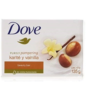 DOVE BAR SOAP SHEA BUTTER 48/135GR
