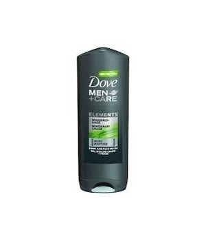 DOVE MEN BODY WASH MINERAL SAGE 12/400ML