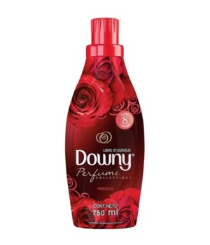 DOWNY FABRIC SOFTNER PASSION 9/750ML
