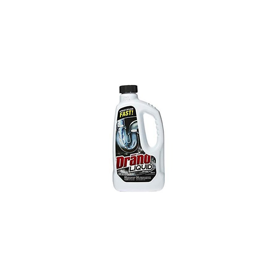 DRANO REG LIQUID CLOG REMOVER 12/32OZ(00116)