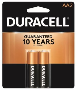 DURACELL COPPERTOP AA2/14CT