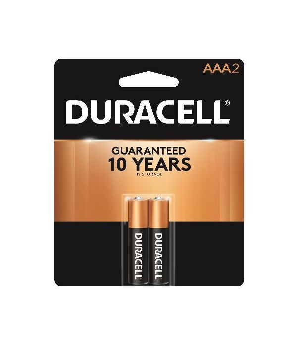 DURACELL COPPERTOP AAA2/18CT