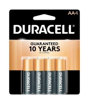 DURACELL COPPERTOP AA-4/14CT