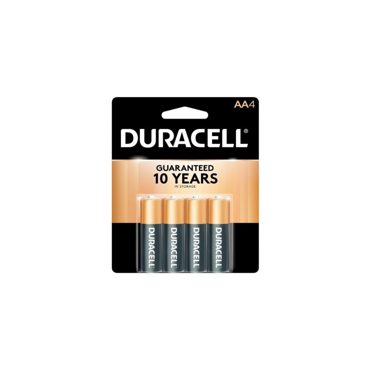 DURACELL COPPERTOP AAA-4/18CT
