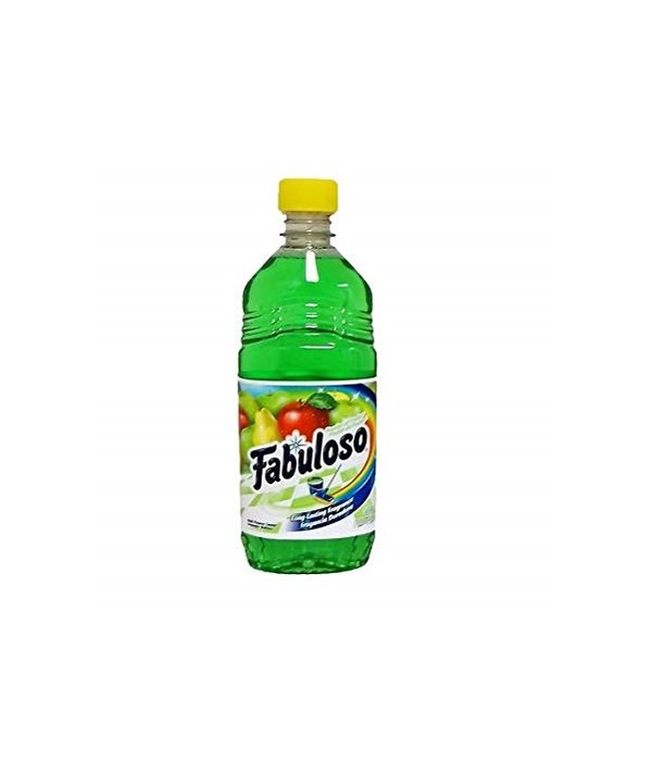 FABULOSO ALL PURPOSE CLEANER PASSION FRUIT 24/16.9OZ