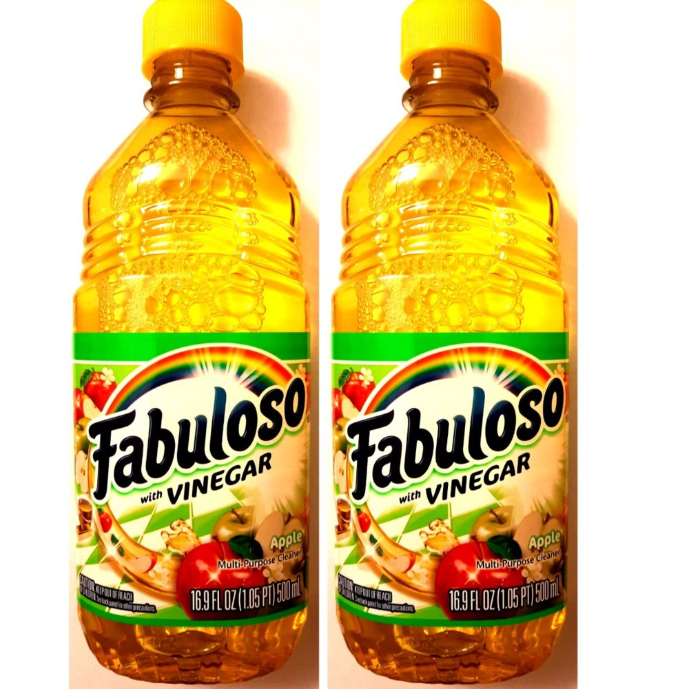 FABULOSO APPLE WITH VINEGAR 24/16.9OZ