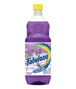 FABULOSO ALLPURPOSE CLEANER LAVANDER 12/22OZ(53063)