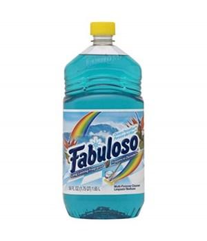 FABULOSO ALLPURPOSE CLEANER OCEAN FRESH 6/56OZ(153042)