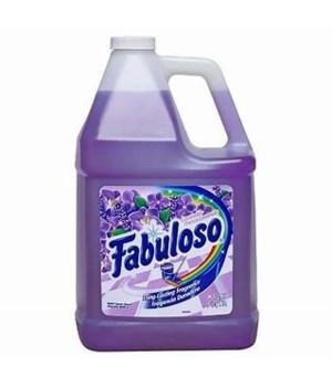 FABULOSO ALLPURPOSE CLEANER LAVANDER 4/128OZ(53058)