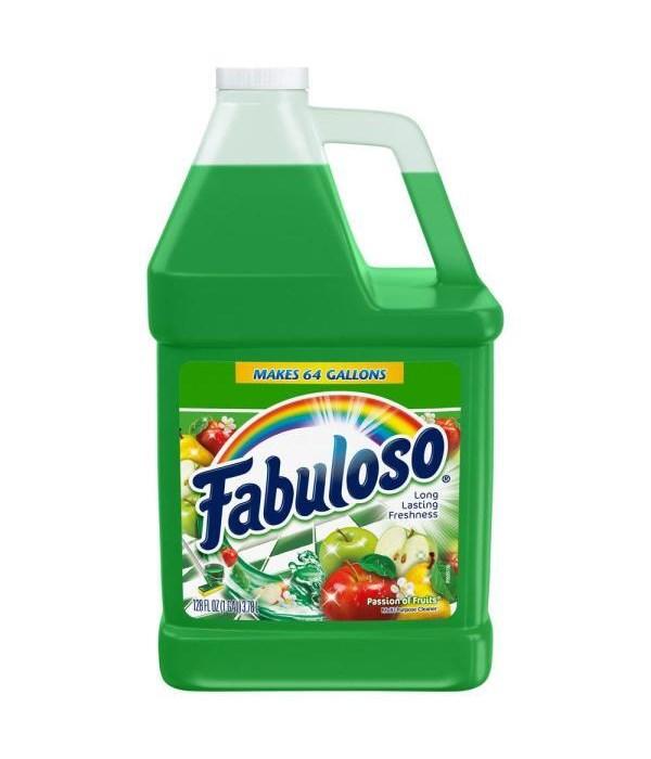 FABULOSO PASSION FRUIT 4/128OZ