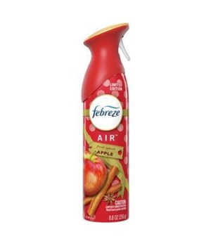 FEBREZE AIR EFFECTS SPICED APPLE 6/300ML(1150)