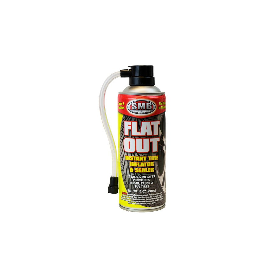 SMB FLATOUT INSTANT TIRE INFLATOR 12/12OZ