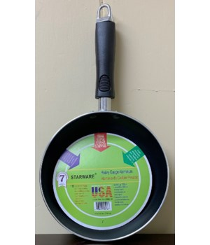 18CM FRY PAN NON-STICK COAT 6CT