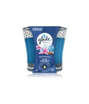 GLADE SCENTED CANDLES BLUE ODISSEY 6/3.4OZ (76963)