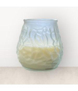 VENITIAN CANDLE WHITE 12/200GR