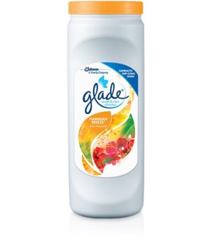 GLADE CARPET POWDER HAWAIIANBREEZE 6/32OZ(15479)