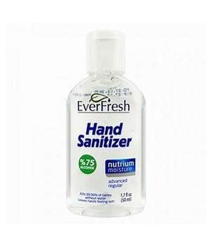 EVERFRESH HAND SANITAIZER 12/1.7OZ