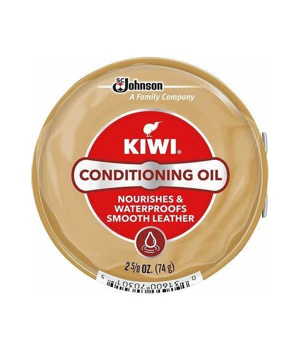 KIWI SHOE CONDITIONING OIL 6/74G