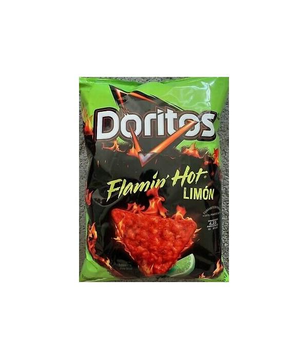 DORITOS FLAMIN HOT LIMON 64/1.75 OZ