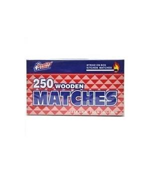 MATCHES 48/2PK-250CT(43000)