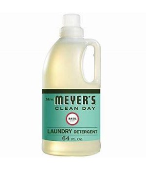 MRs.MEYER*S BAISIL LAUNDRY DETERGENT 6/64OZ