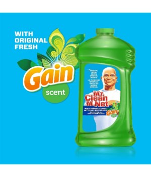 MR.CLEAN WITH GAIN SCENT 9/28OZ