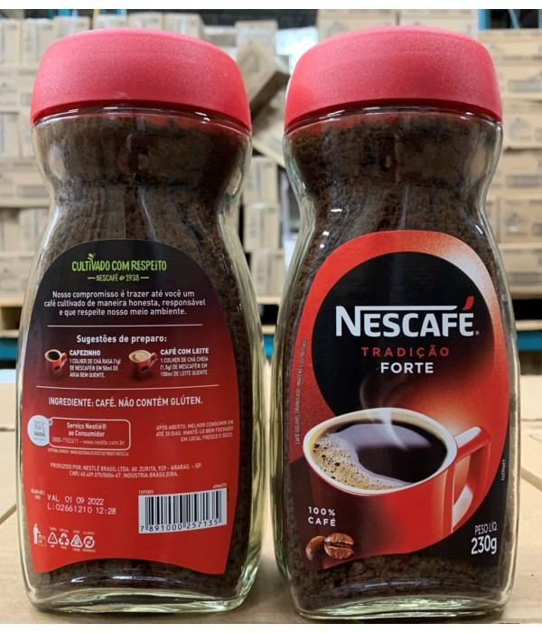 NESCAFE INSTANT COFFE NOVO ORIGINAL 12/230GR