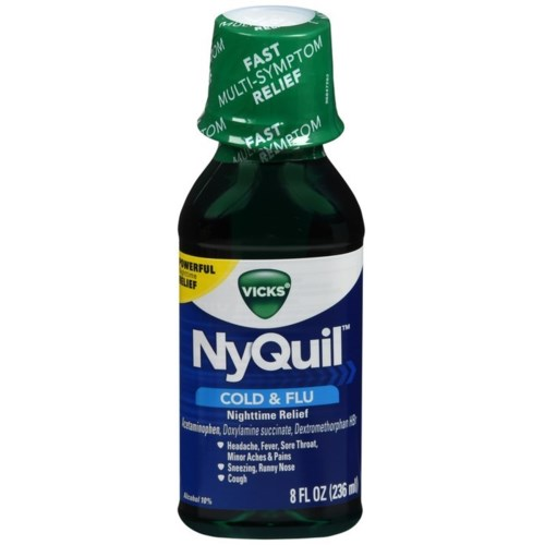 NYQUIL LIQUID ORIGINAL COLD&COUH 12/8OZ