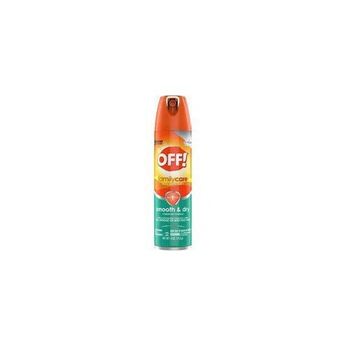 OFF FAMILY CARE SMOOTH&DRY 12/4OZ