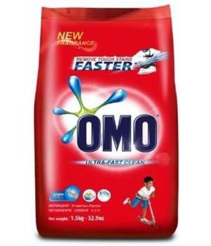 OMO LAUNDRY DETERGENT ORIGINAL 9/1.5KG(30602)