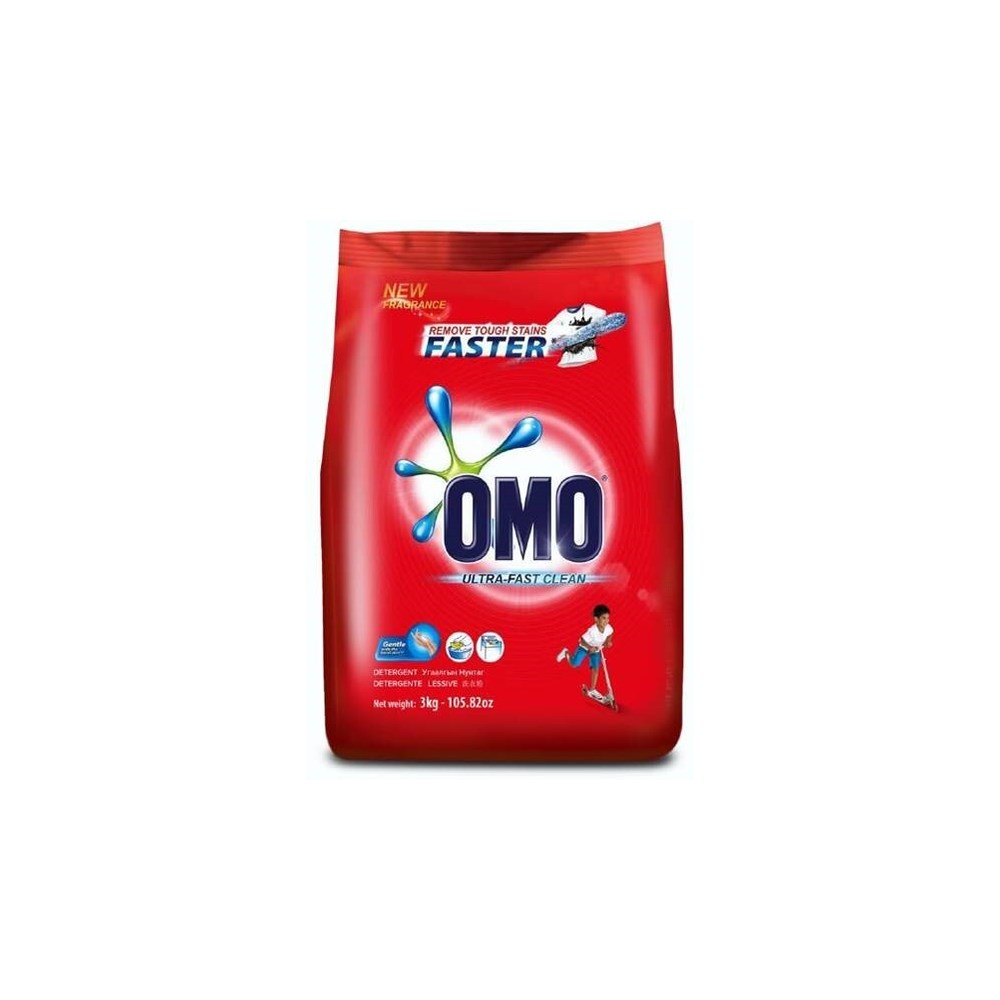 OMO LAUNDRY DETERGENT ORIGINAL 4/3KG(85108)