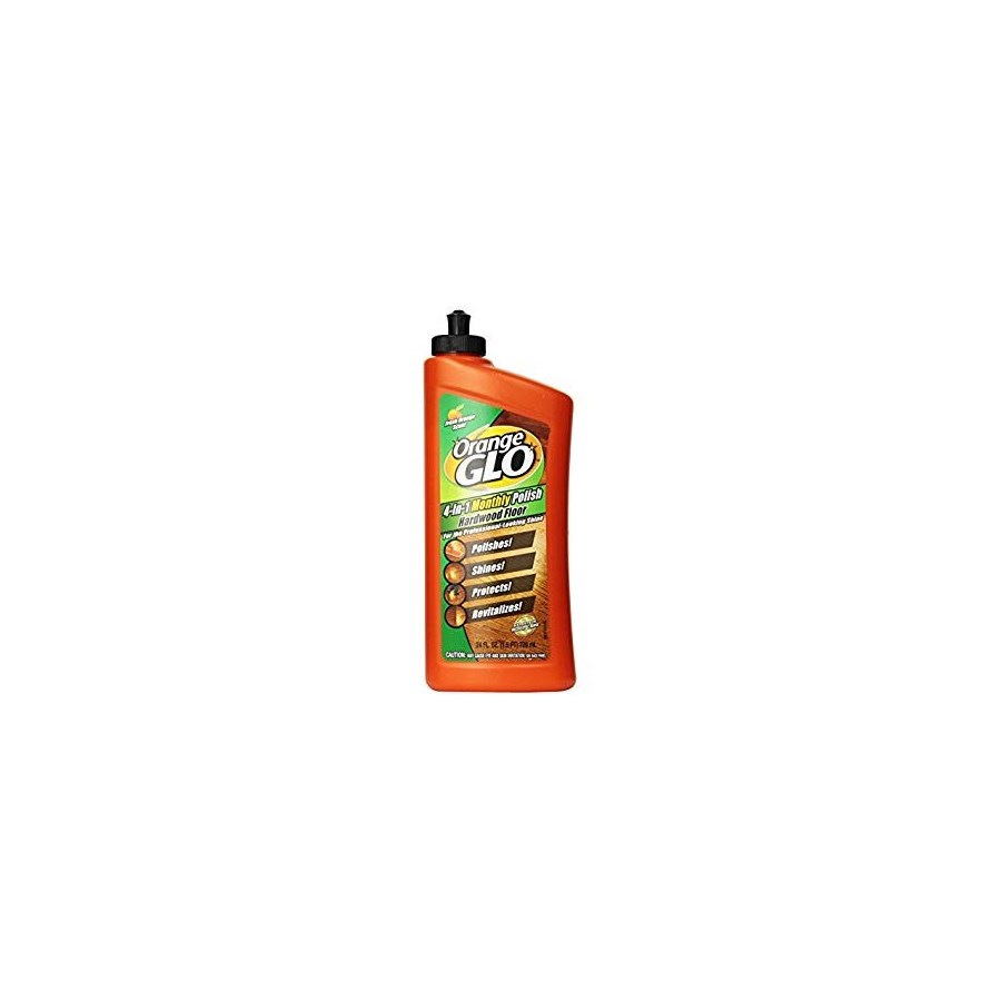 ORANGE GLO 4IN1 MONTHLY HARD WOOD FLOOR POLISH 6/24OZ(10510)