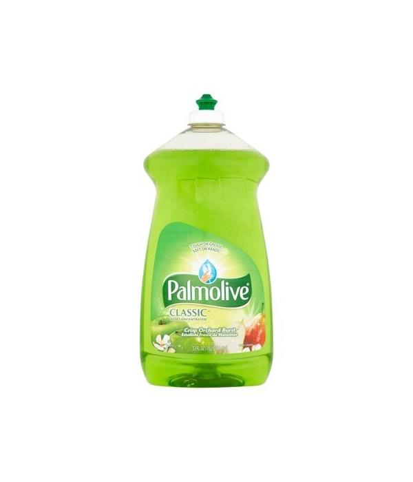 PALMOLIVE DISH WASHING LIQUID APPLE PEAR 6/40OZ