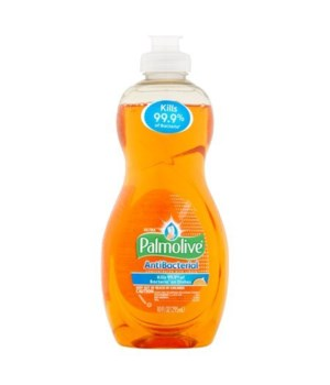 PALMOLIVE DISH WASHING LIQUID ULTRA ORANGE 16/10 OZ