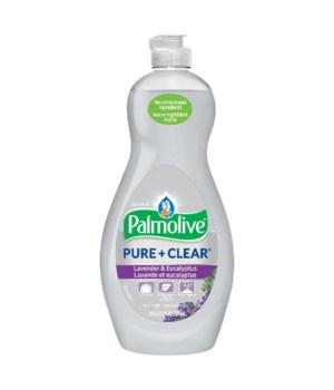 PALMOLIVE DISH ULTRA PURE&CLEAR LAV 9/32.5OZ