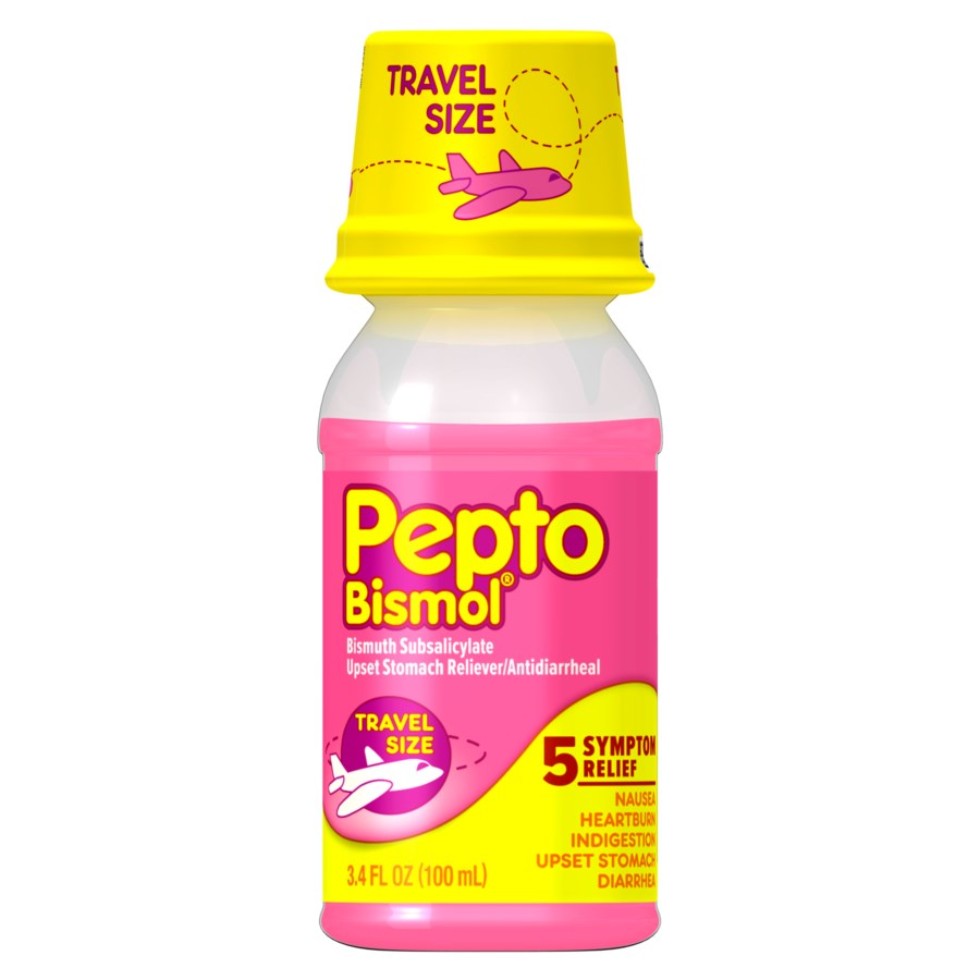 PEPTO BISMOL LIQUID 12/3.4OZ