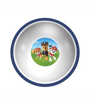 PLAYTEX BOY PAW PATROL BOWL 1DZ
