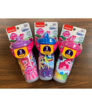 PLAYTEX 9OZ MY LITTLE PONY 1DZ