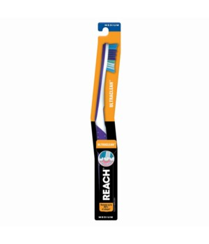 REACH  ULTRACLEAN THOOTHBRUSH MEDIUM 1 DZ