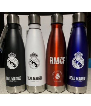 REAL MADRID WATER BOTTLE 12/650ML(RM00834)