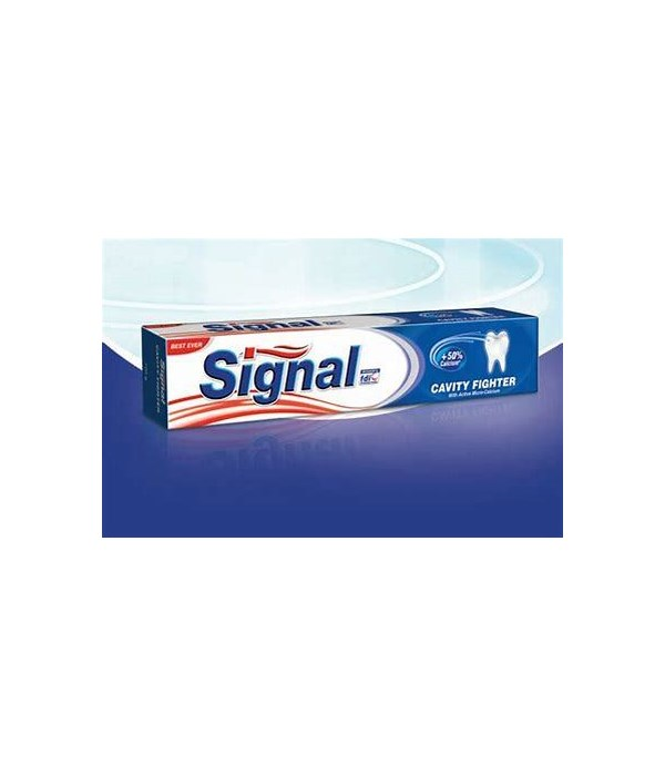 SIGNAL TOOTHPASTE TRIPLE PROTECTION 18/6.3OZ