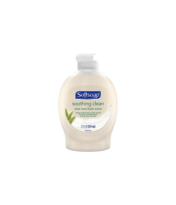 SOFT SOAP ALOE SCNENT 6/7.5OZ