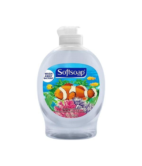 SOFT SOAP AQUARIUM 6/7.5OZ
