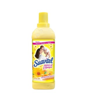 SUAVITEL SOFTNER REGULAR  AROMA DE SOL 12/850ML (016310)