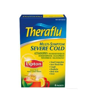 THERAFLU MULTI-SYMPTOM SEVERE COLD 12/6CT