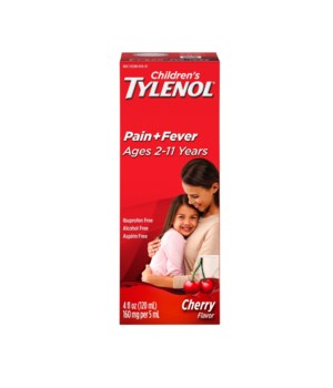 TYLENOL CHILDRENS 6/4OZ
