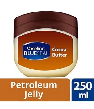 VASELINE PETROLEUM JELLY COCOA BUTTER 12/250ML