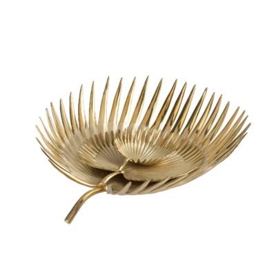 Kiko Bowl (Set) - Polished Brass, Brushed