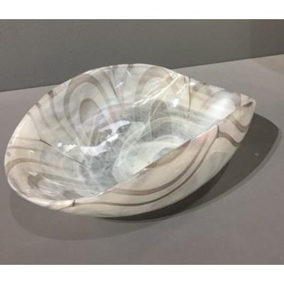 Ida Bowl (Lg) - Opalino