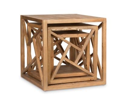 Nobu Nesting Table - Natural